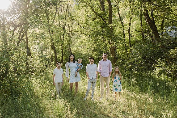 Utah Family Photos by Alixann Loosle