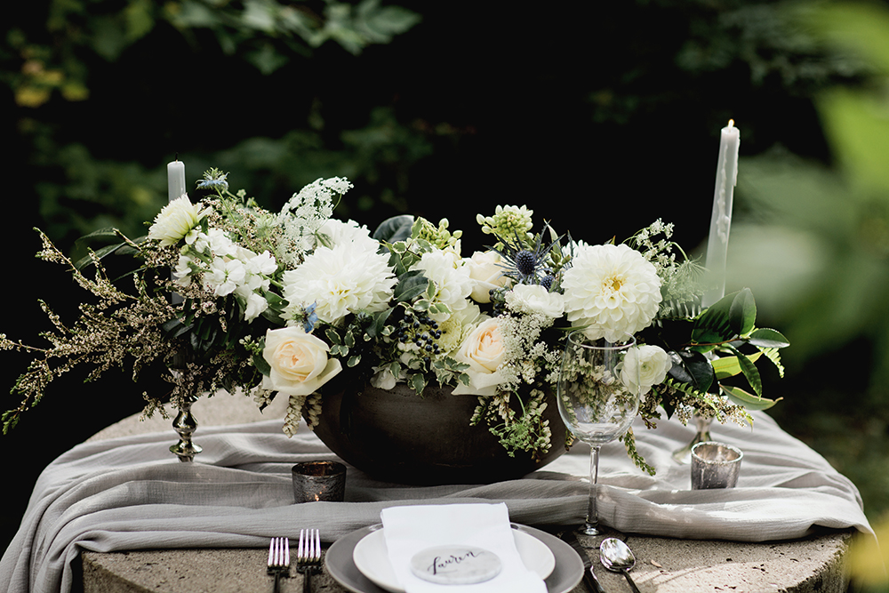LA CAILLE WEDDING INSPIRATION