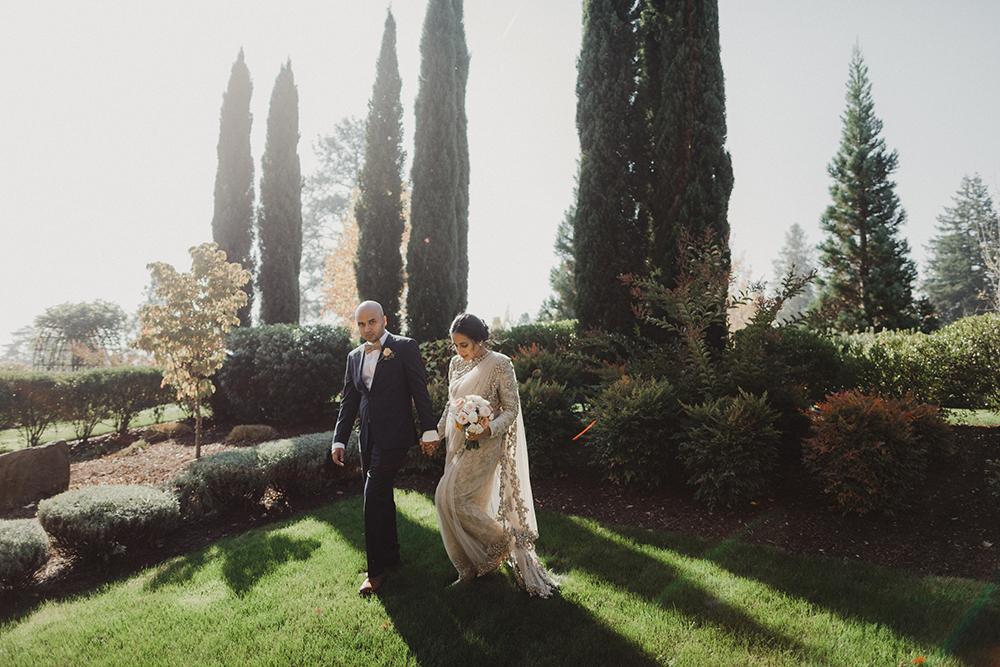 Allison Inn and Spa Wedding by Alixann Loosle