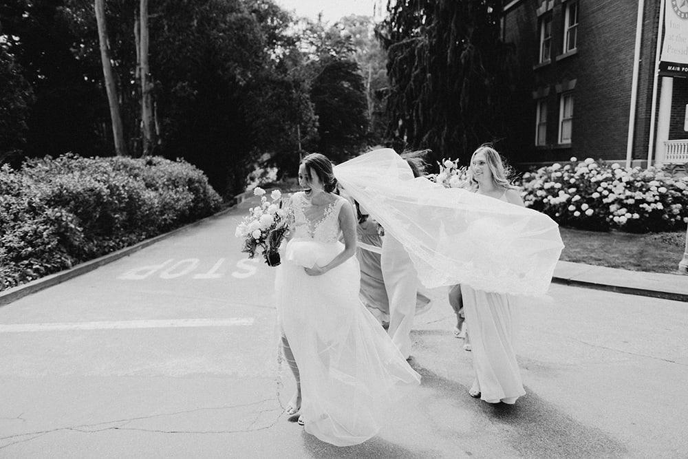 St. Ignatius Church Wedding by Alixann Loosle