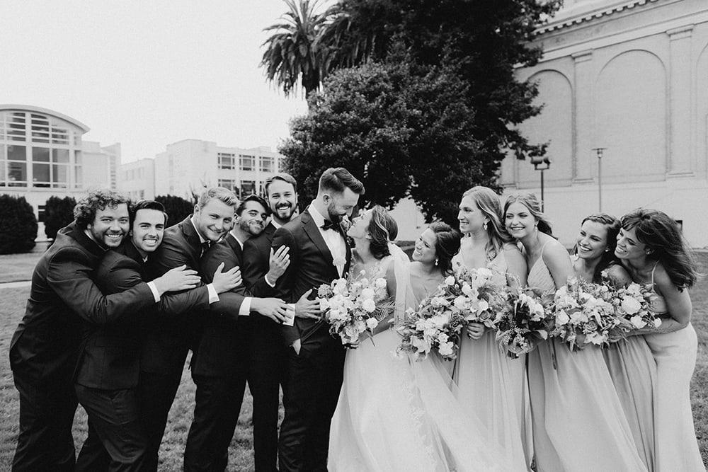 St Ignatius Church Wedding San Francisco120.jpg