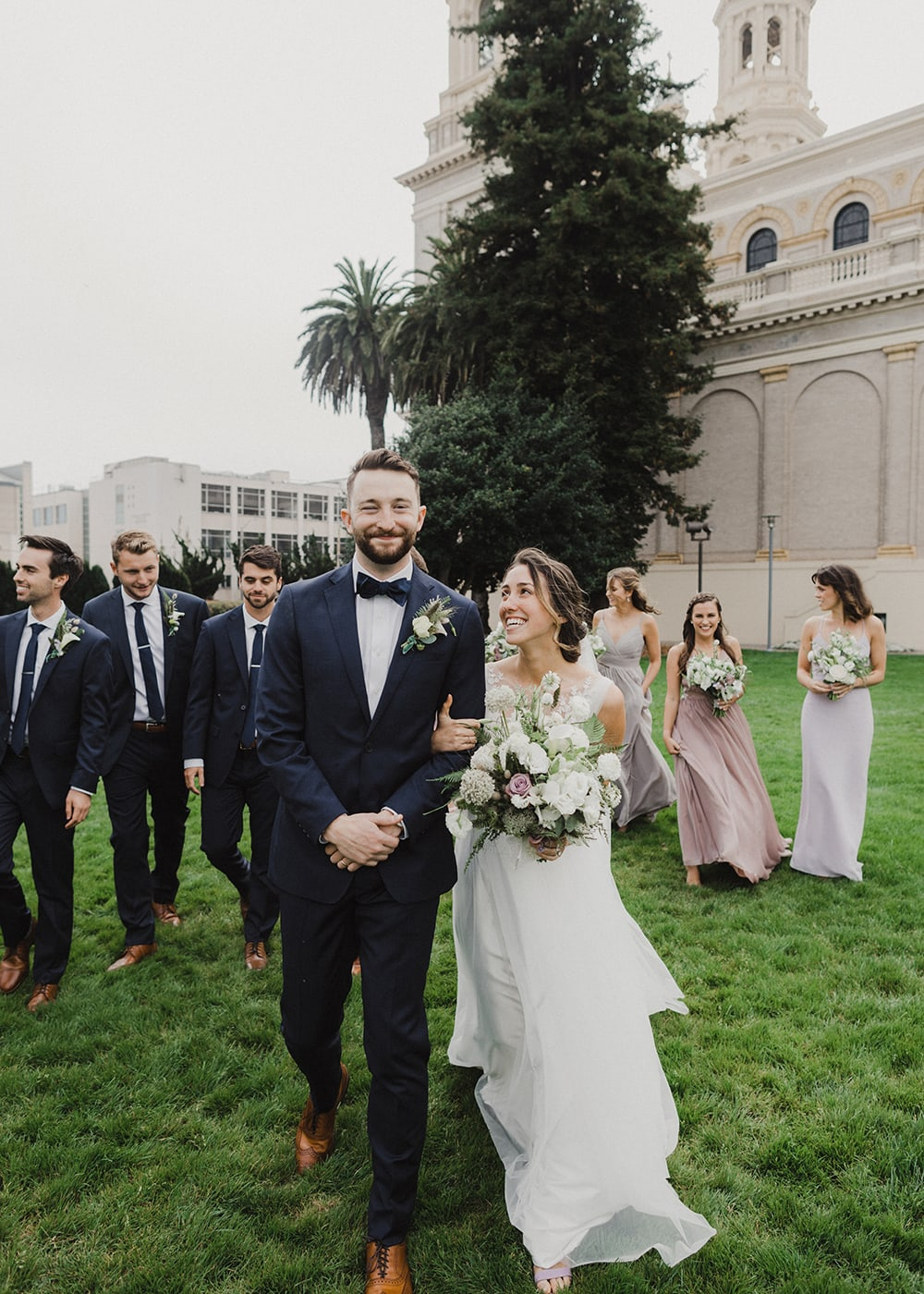 St Ignatius Church Wedding San Francisco122.jpg