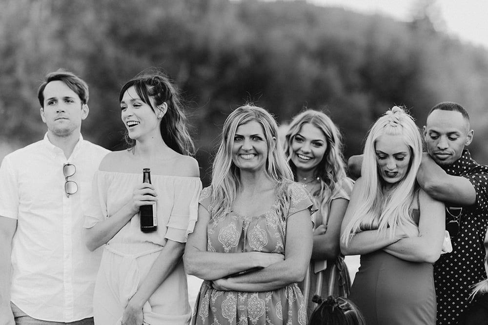 Lava Hot Springs Idaho Wedding by Alixann Loosle
