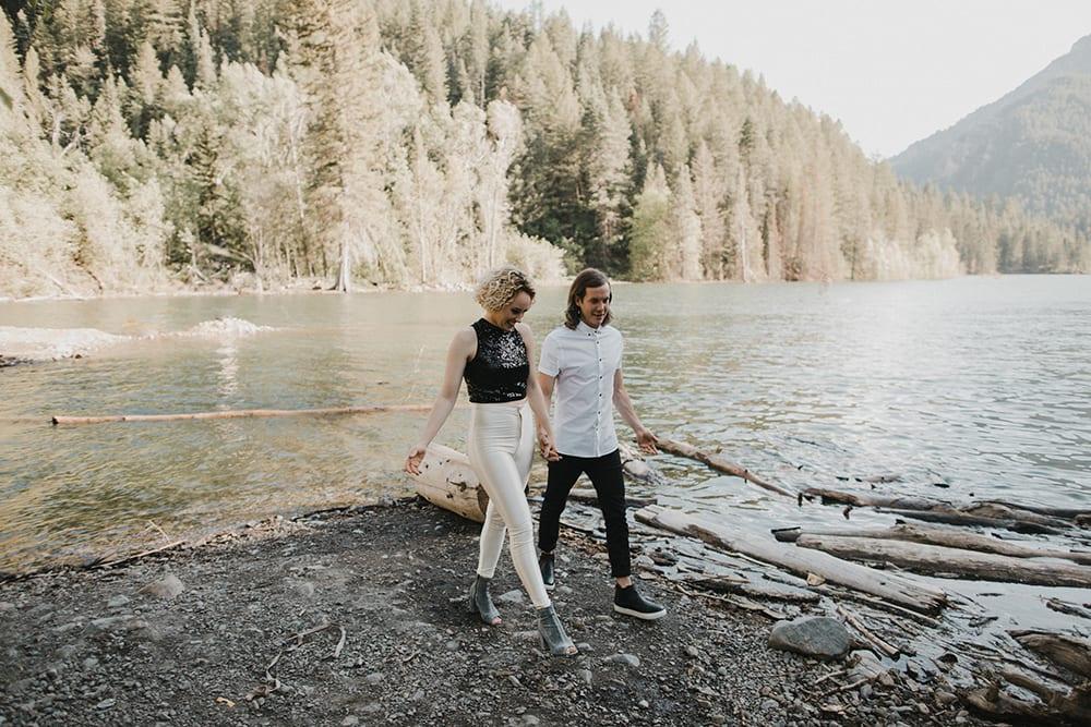 Tibble Fork Reservoir Engagement photos by Alixann Loosle