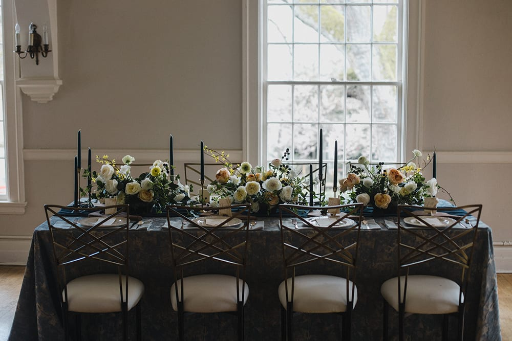 Rainier Chapter House Wedding by Alixann Loosle