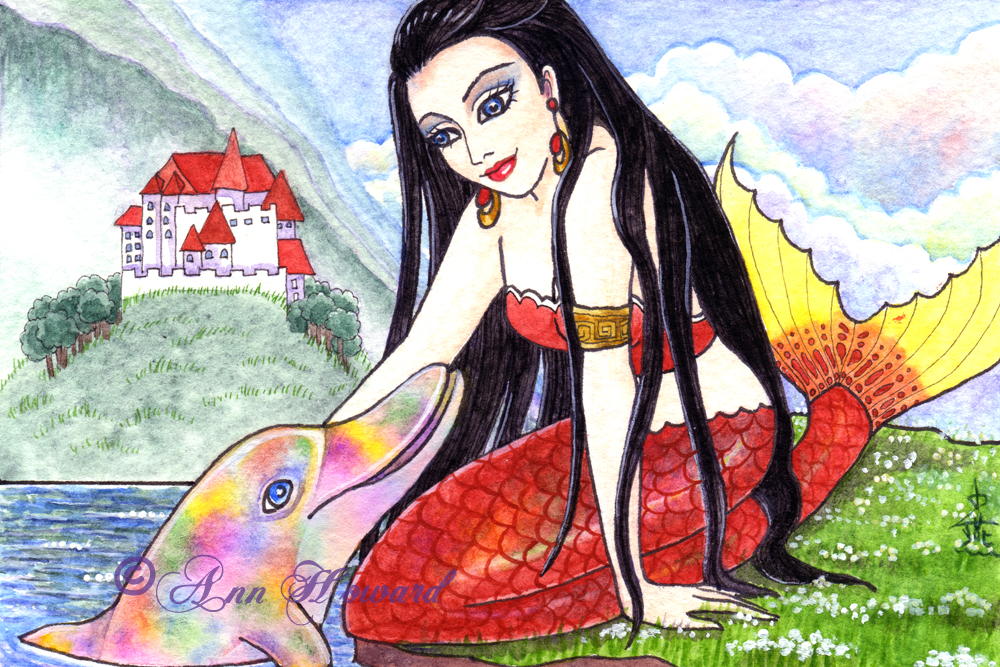 Fairy Visitor