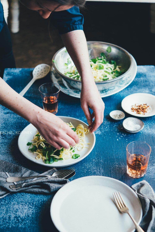 Rachel Korinek Helene Dujardin Food Photographers