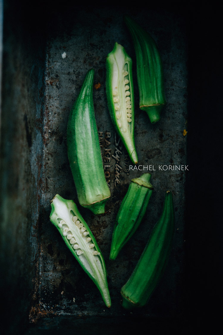 Rachel Korinek Food Photographer Dark Moody Orka