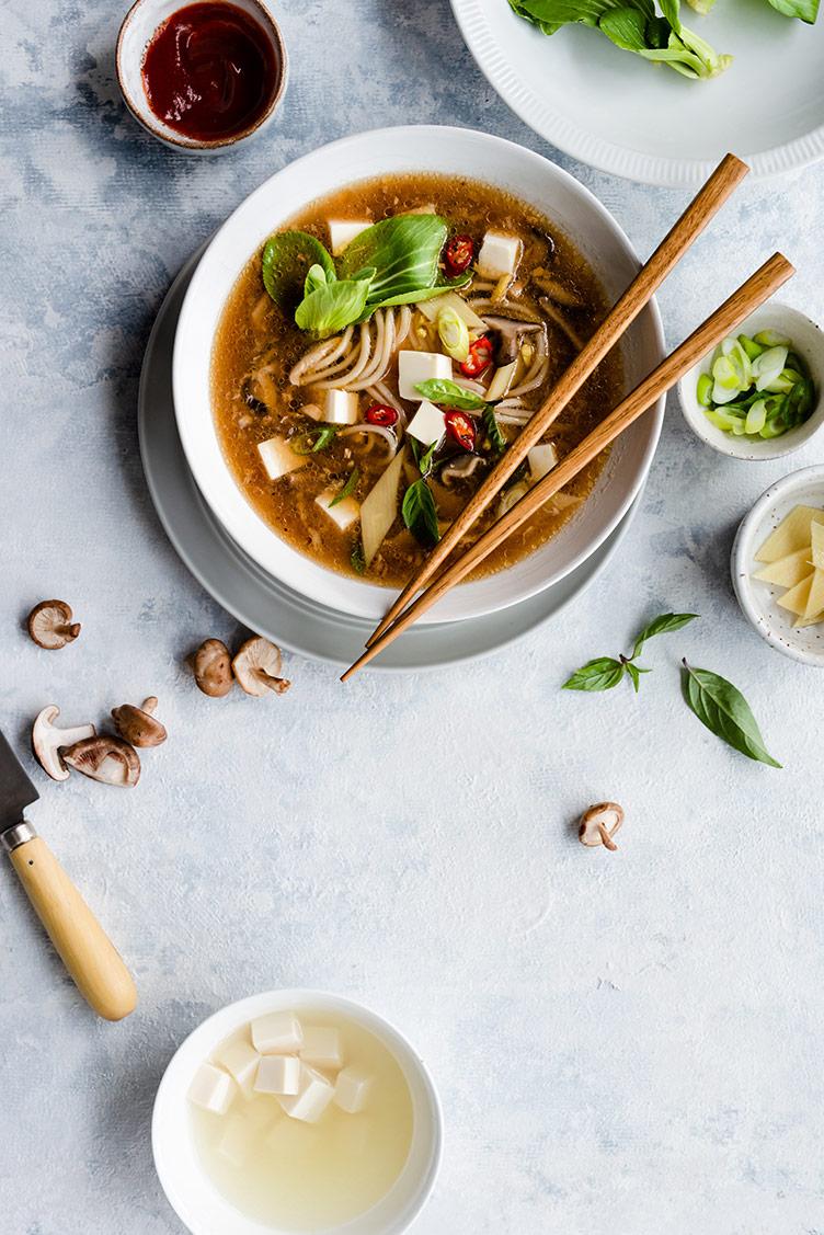 Learn food photography with professional food photographer Rachel Korinek.