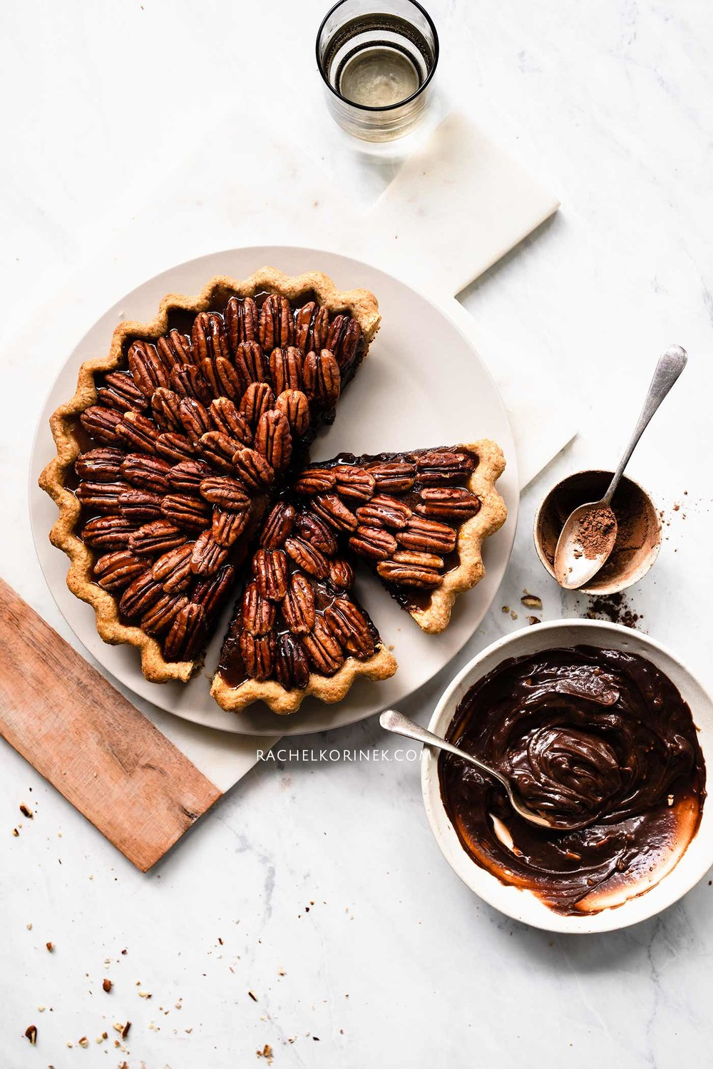 Rachel Korinek   Food Photographer Pecan Pie  Click to check out my latest food photography projects.  #twolovesstudio #beautifulcuisine #foodbloggerpro #foodphotography #learnfoodphotography #foodblogger #learnphotography #foodstyling #lightingtips #naturallight #foodphotographer