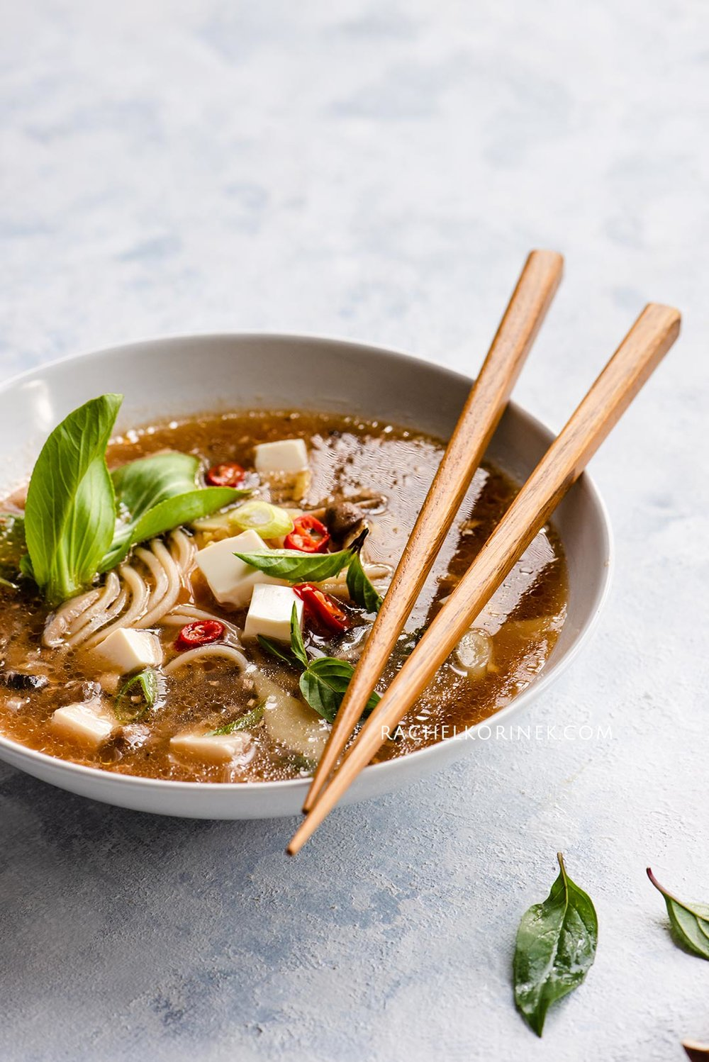 Rachel Korinek Food Photography | Hot Sour Soup  Click to check out my latest food photography projects.  #twolovesstudio #beautifulcuisine #foodbloggerpro #foodphotography #learnfoodphotography #foodblogger #learnphotography #foodstyling #lightingtips #naturallight #foodphotographer