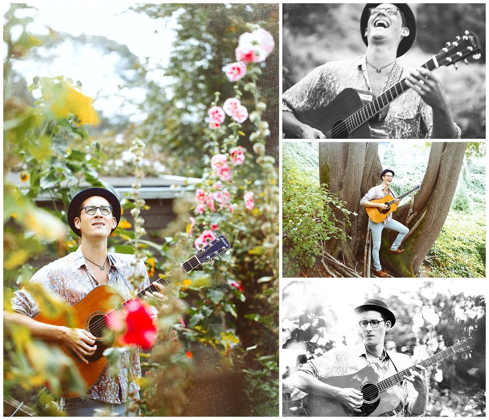 Nick Drummond Music - Photography by Chamonix Films for the Wilde Musicians Podcast