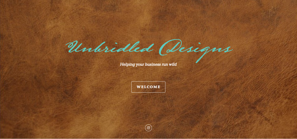 Click Image To Check Out Unbridled Designs Website