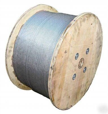Stainless steel/Galvanized cable