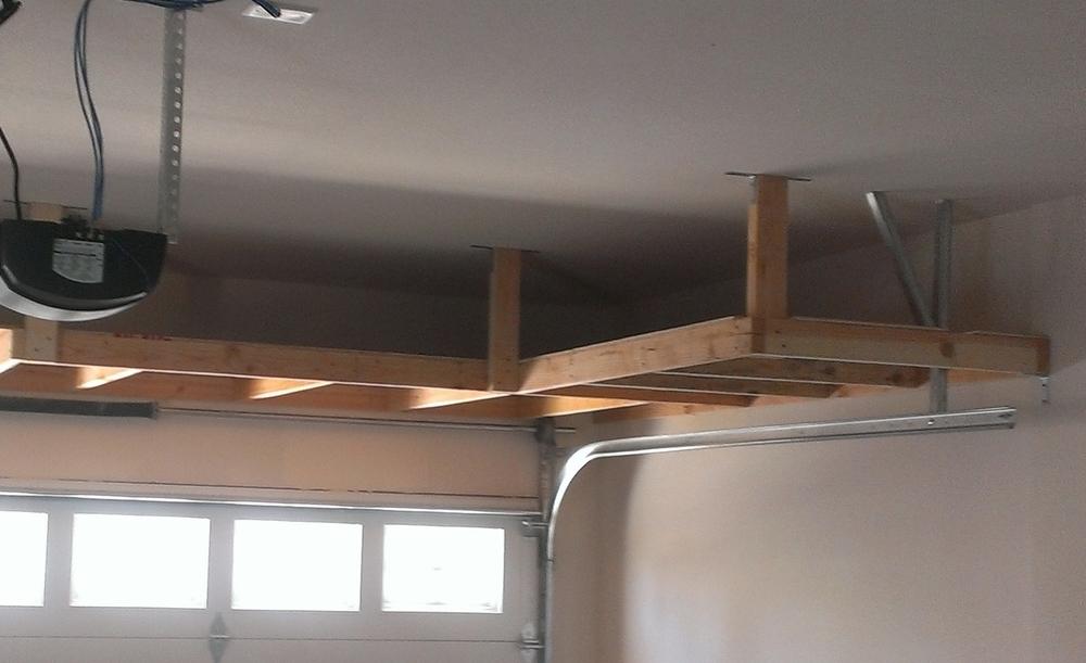 Custom Garage Shelving — JLTB Construction LLC on storage over window, storage over refrigerator, storage over microwave, storage over dryer, storage over kitchen cabinets, storage over heater, storage over porch, storage over sink,