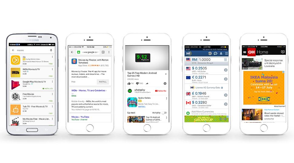 Performance Ads - Universal App Install Ads