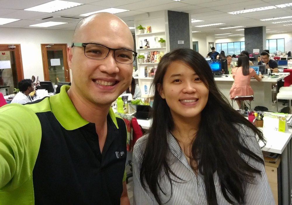 Gapture®'s CEO Stanley Chee was interviewed by BFM's Angeline Teh.