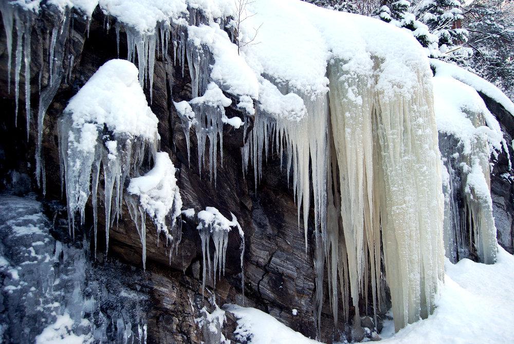 Vinter og på Vestlandet i år