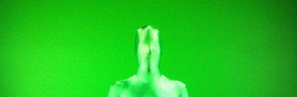 GREEN about to evaporate toward the Green Screen