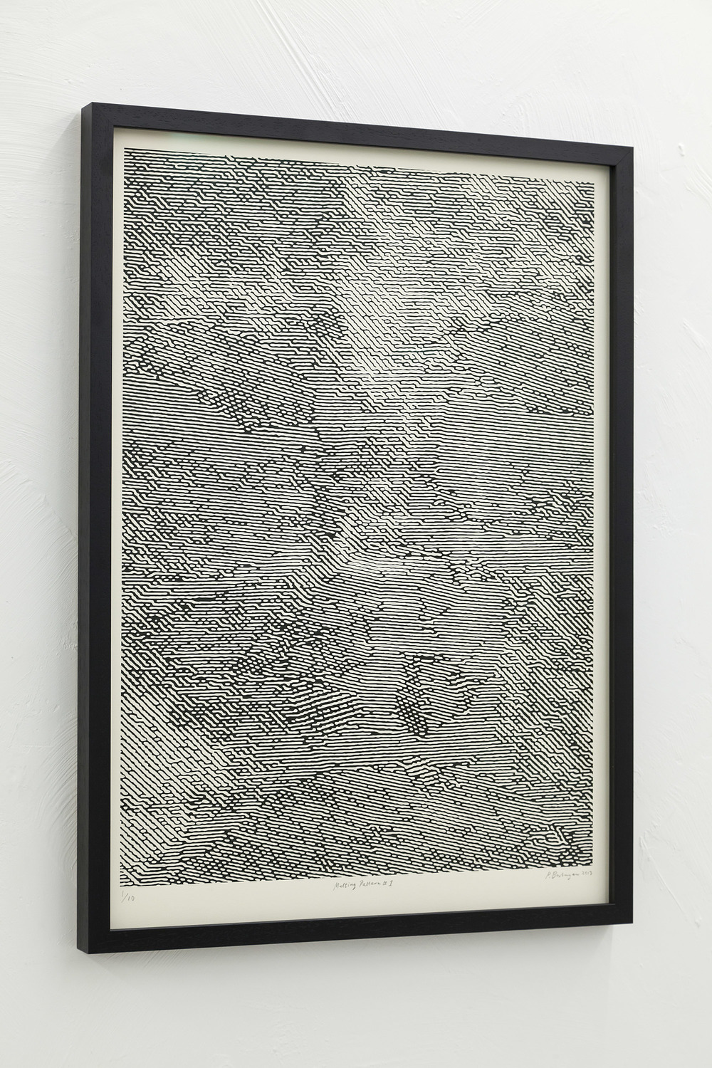 Melting Pattern #1, 2013