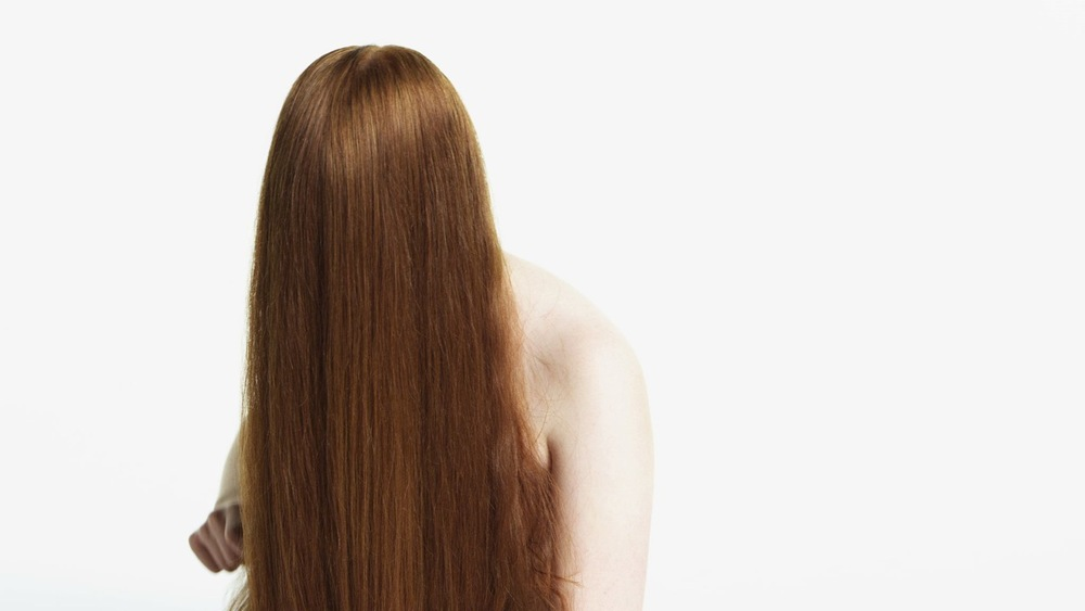 Gre hår (Combing Hair)
