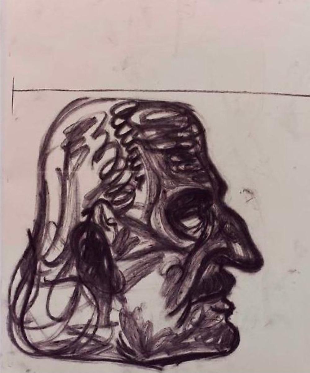 'Portrett av Edvard Munch', 2011