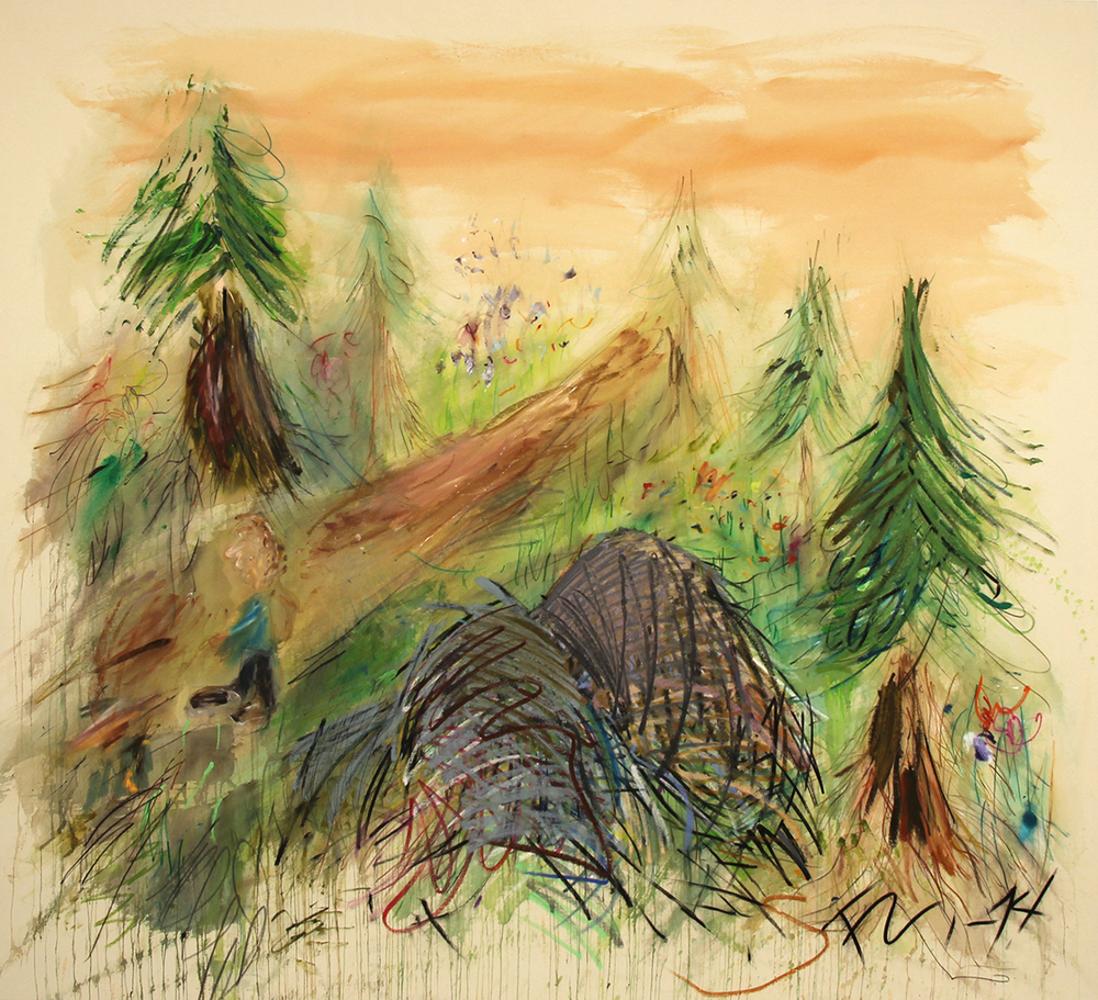 The Adventurist (forest), 2014