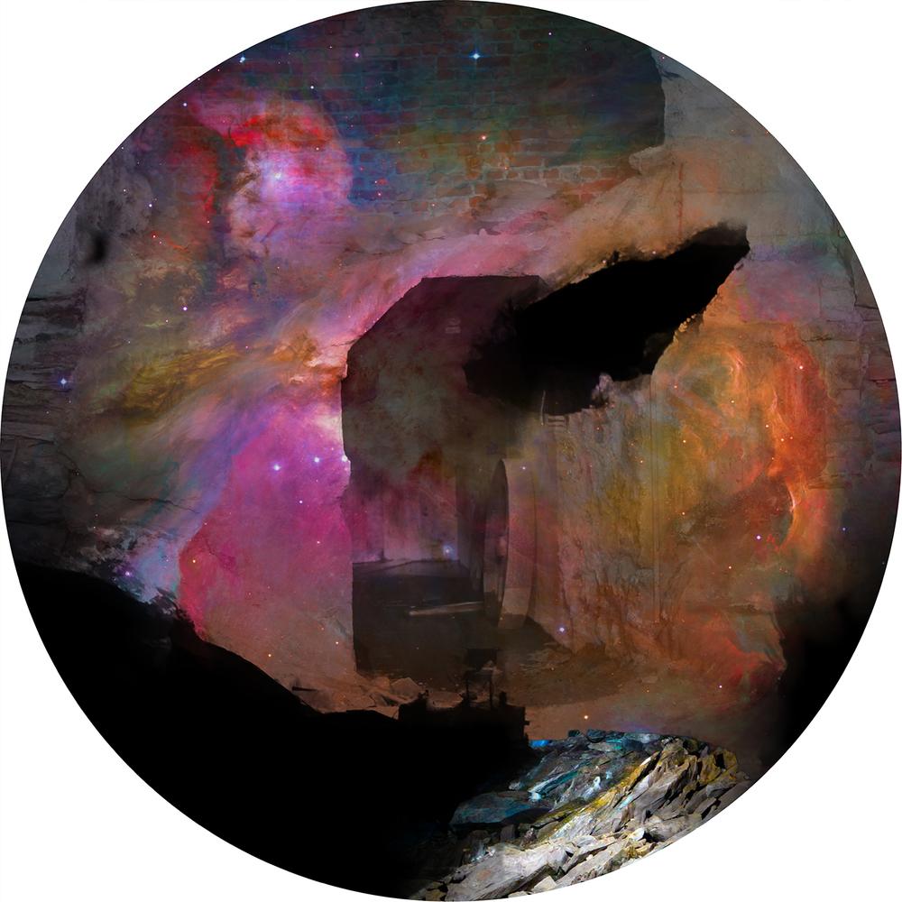 Frido Evers, 'Milling Stone', 2015