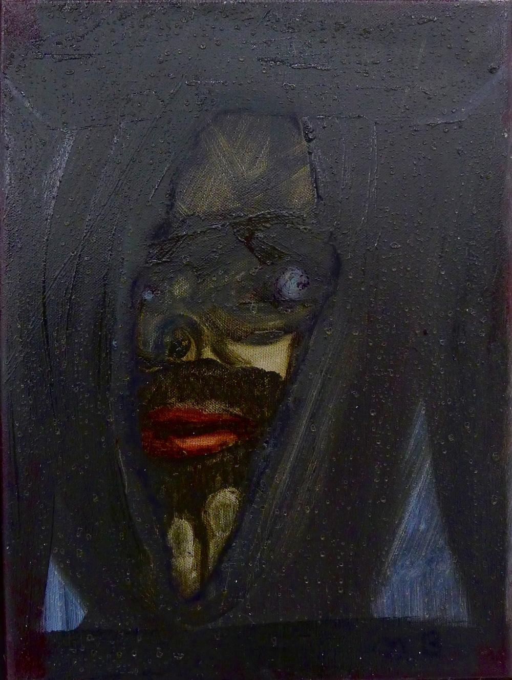 'Selvportrett som Paula Modersohn-Becker', 2016