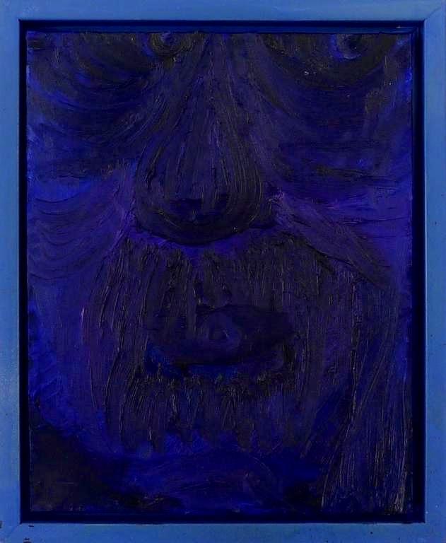 'Selvportrett som sjømann', 2016