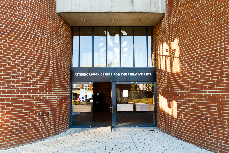 Attenborough Centre for the Creative Arts