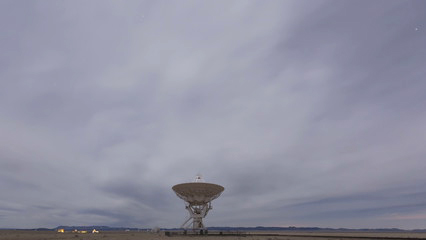 The Very Large Array, New Mexico.