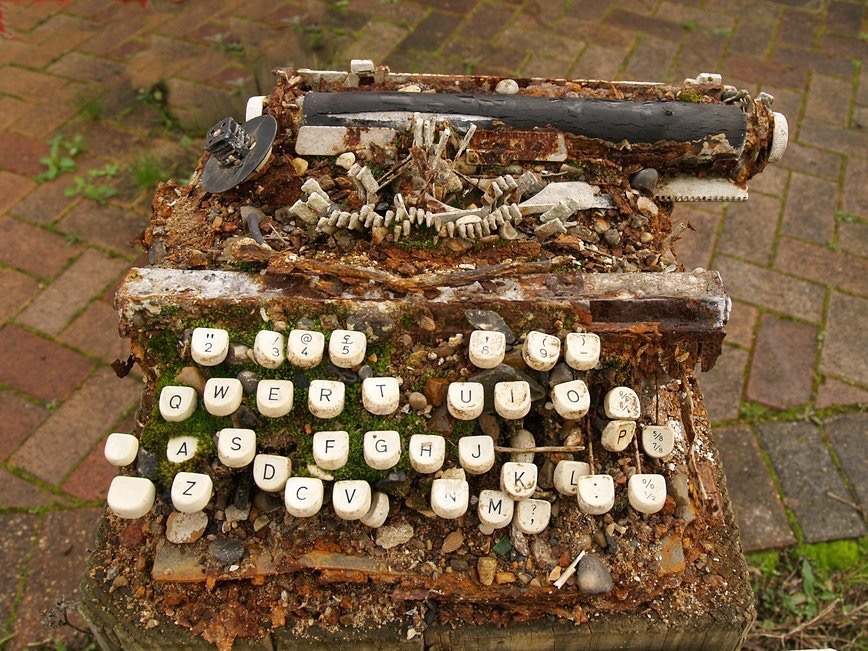 Deptford Creek Typewriter