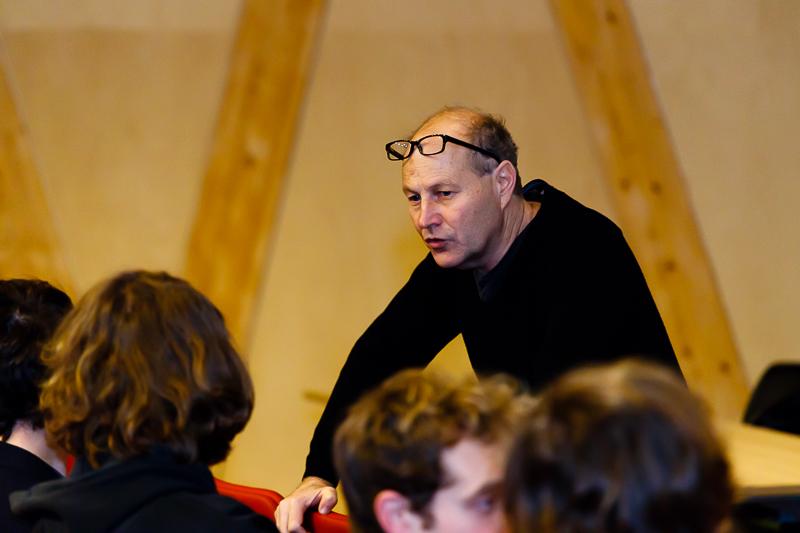 Keynote Dr Jeremy Krikler (university of Essex), 'History, Fiction and Film'