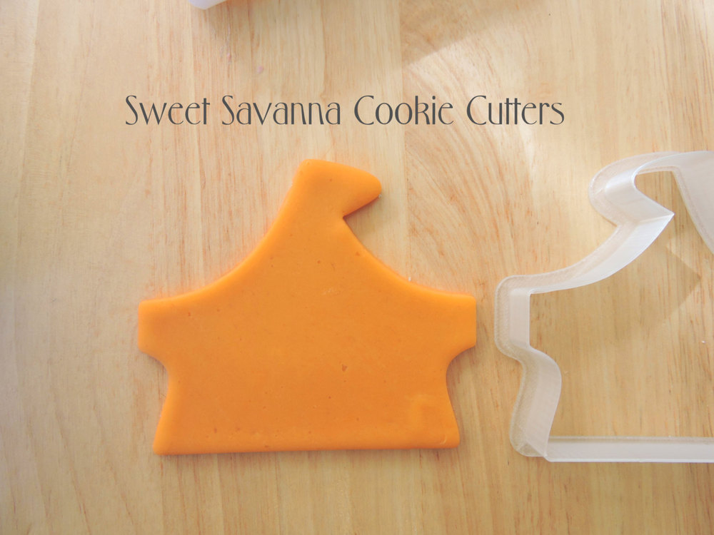 Circus Tent Cookie Cutter & Circus Tent Cookie Cutter u2014 Sweet Savanna Cookie Cutters