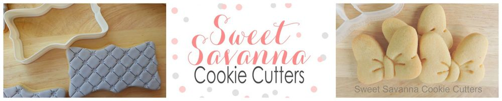 Sweet Savanna Cookie Cutters