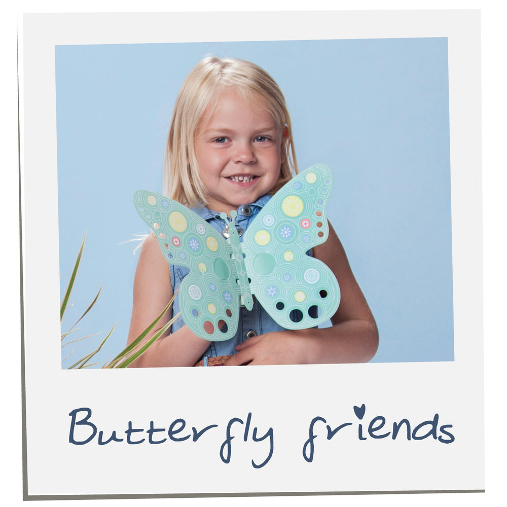 Fluttering Butterflies craft kit