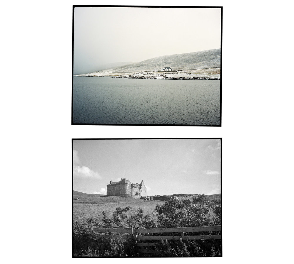 Whiteness / Isle of Vaila