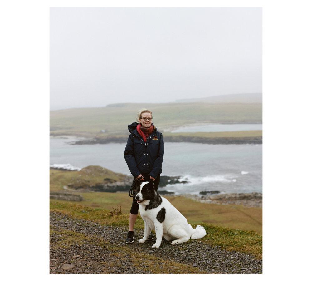Kaylee Stevenson | Promote Shetland