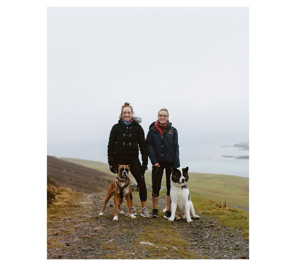 Emma & Kaylee Stevenson | Promote Shetland