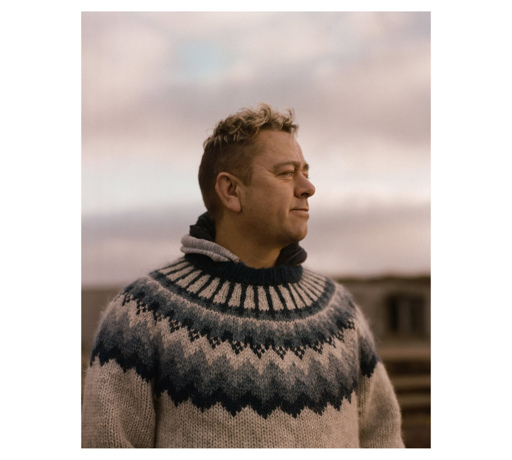 Bjorn Larsen | Promote Shetland