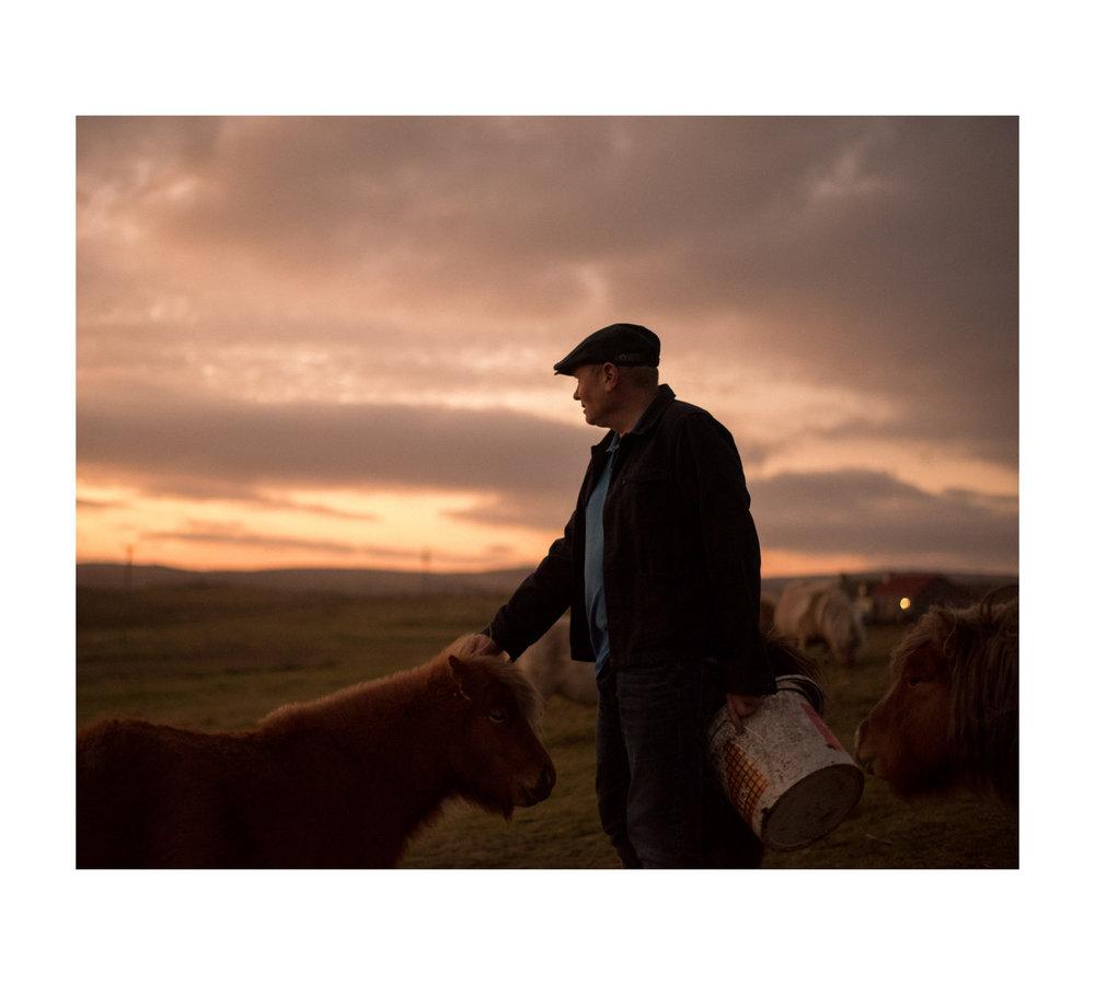 Tore Skarpnord | Promote Shetland