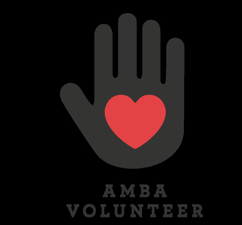 AMBA volunteer