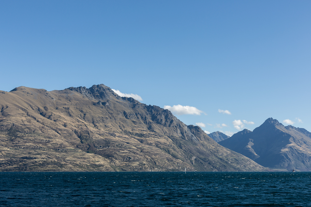 Lake Wakatipu Mountains