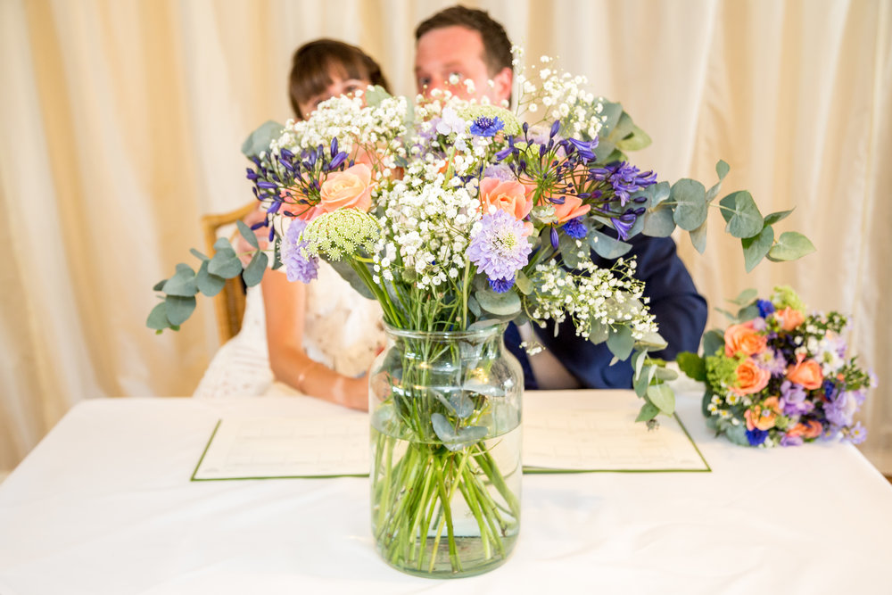 Rosie and Paul's Suffolk wedding.