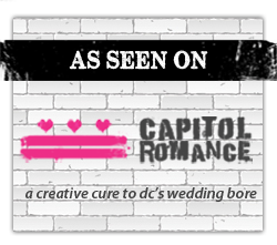 As seen on Capitol Romance - Boraie Photography