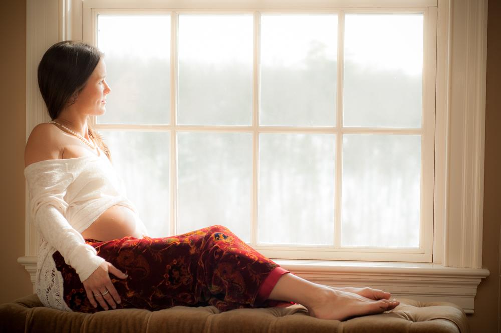 Maternity photographer Virginia Maryland DC