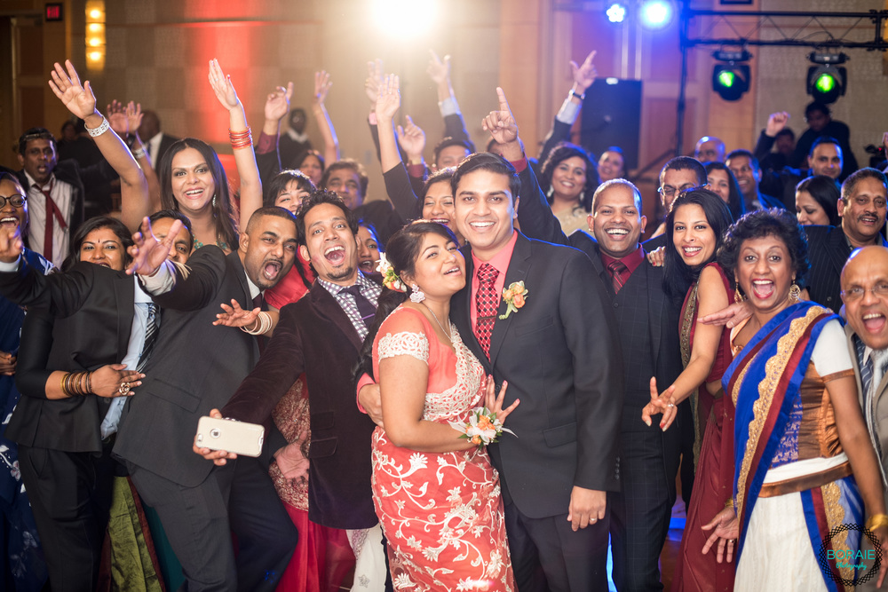 DC wedding photographer south asian wedding