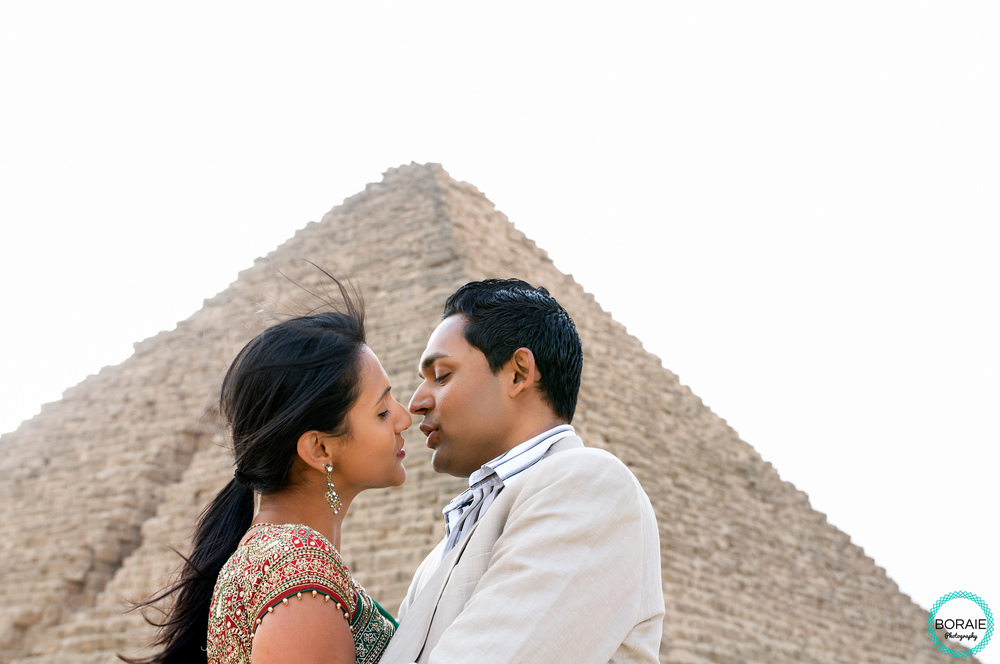 egypt wedding at pyramid
