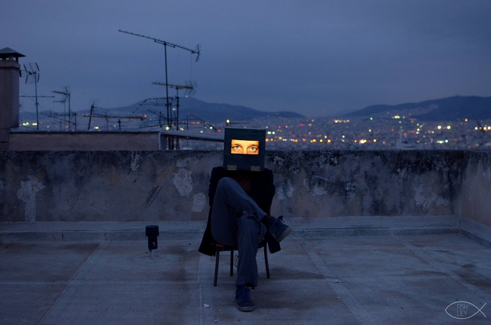 id∞ by Kostas Voulgaris